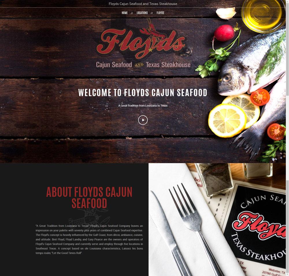 Restaurant - Website - Landing Page